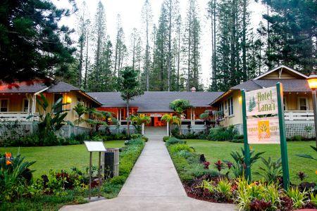 Hotel Lanai Hawaii