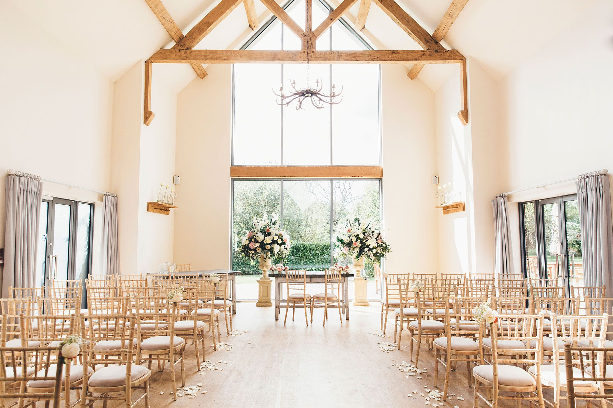 Millbridge Court Ceremonies | Surrey Wedding Venue | Barn ...
