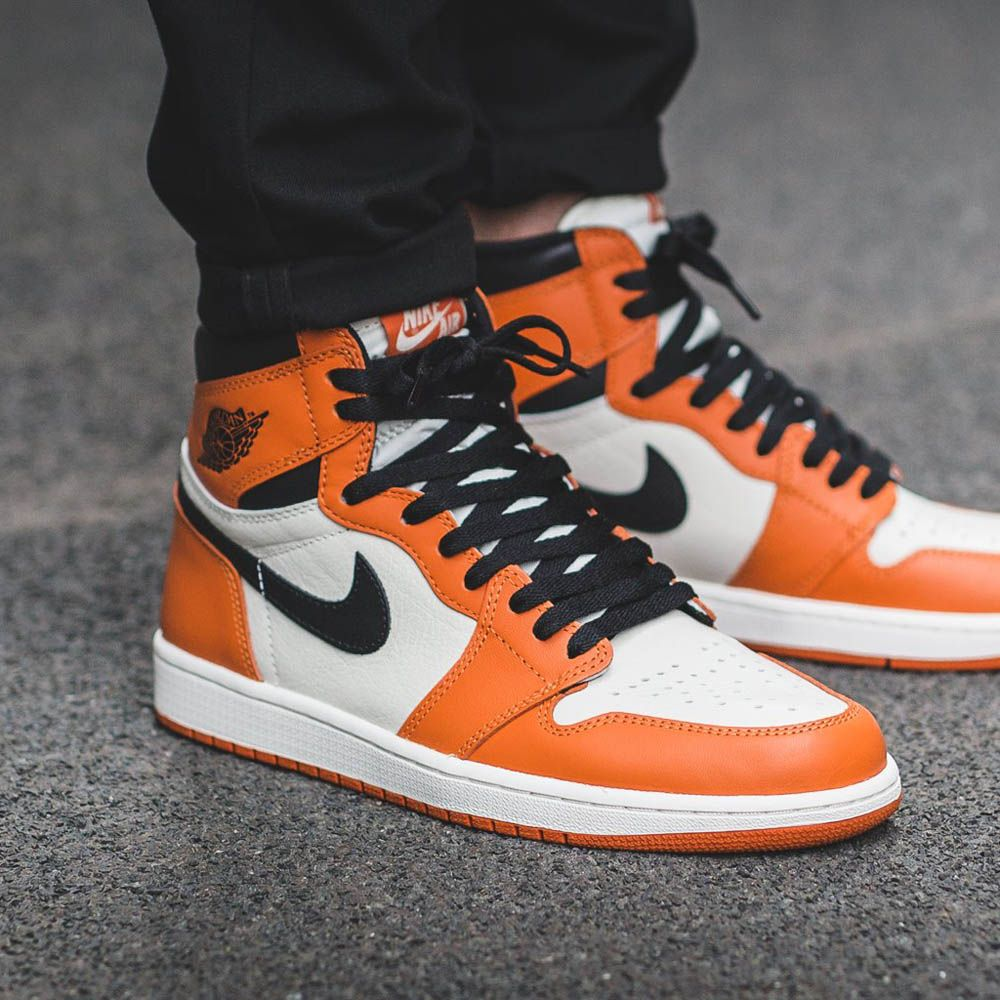 Air Jordan 1 'Reverse Shattered Backboard' | Fashion