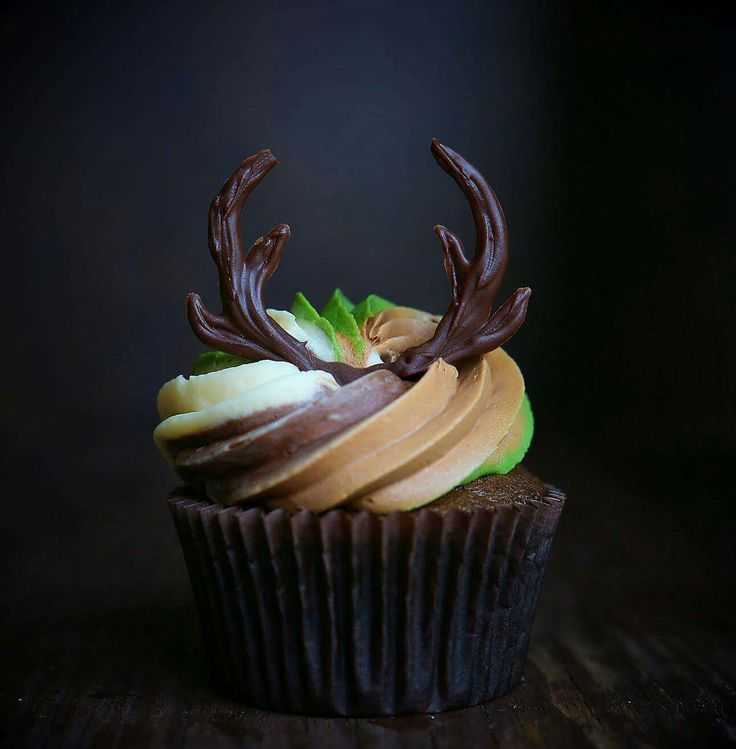 Image result for hunting birthday cakes for men Cupcakes