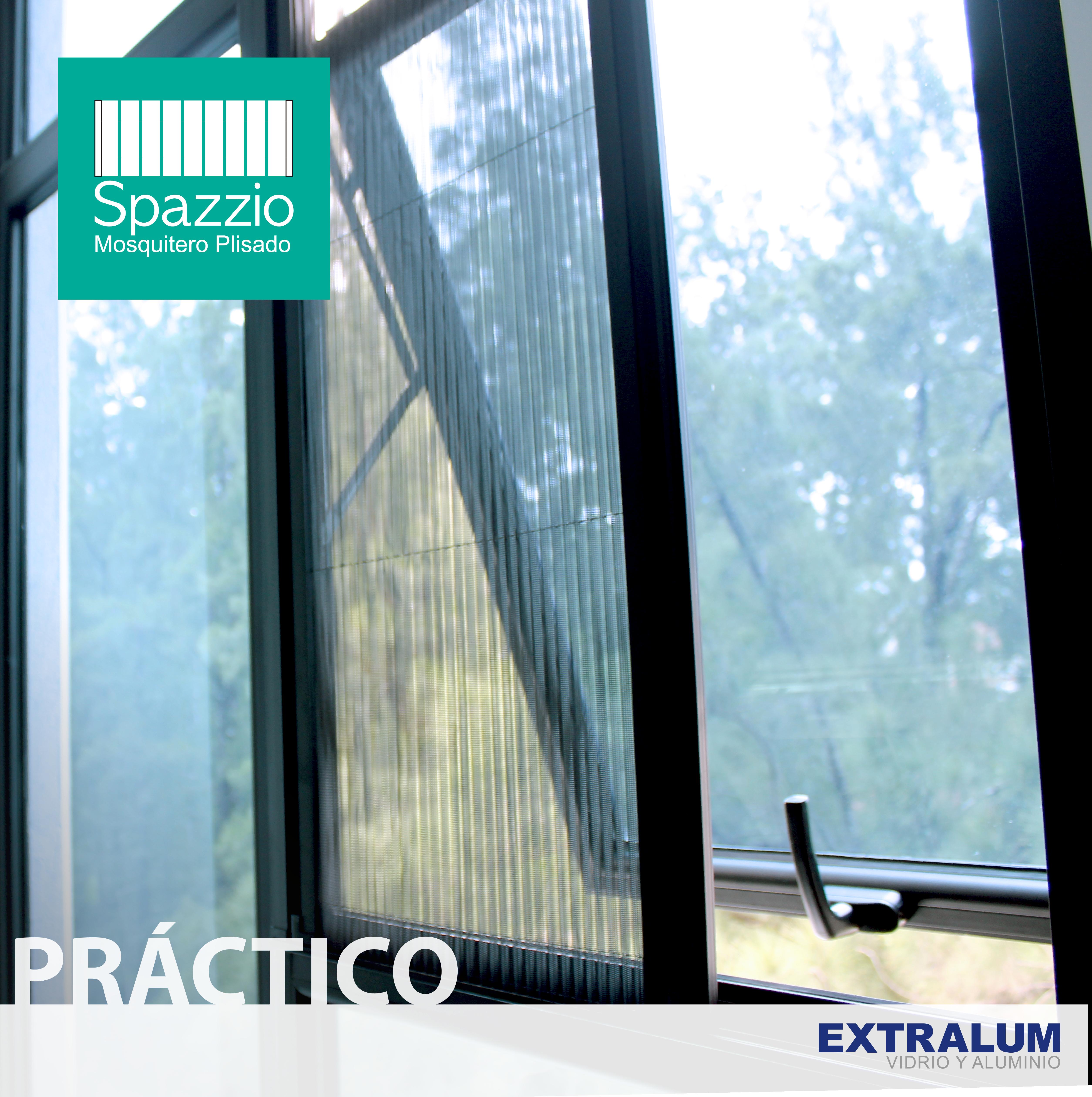 Los Mosquiteros Plegables Spazzio Son Una Solución Práctica Y Efectiva Permitiendo Mejor Visualización Y Comodidad Productosextralum Ventila Cedazo Alum