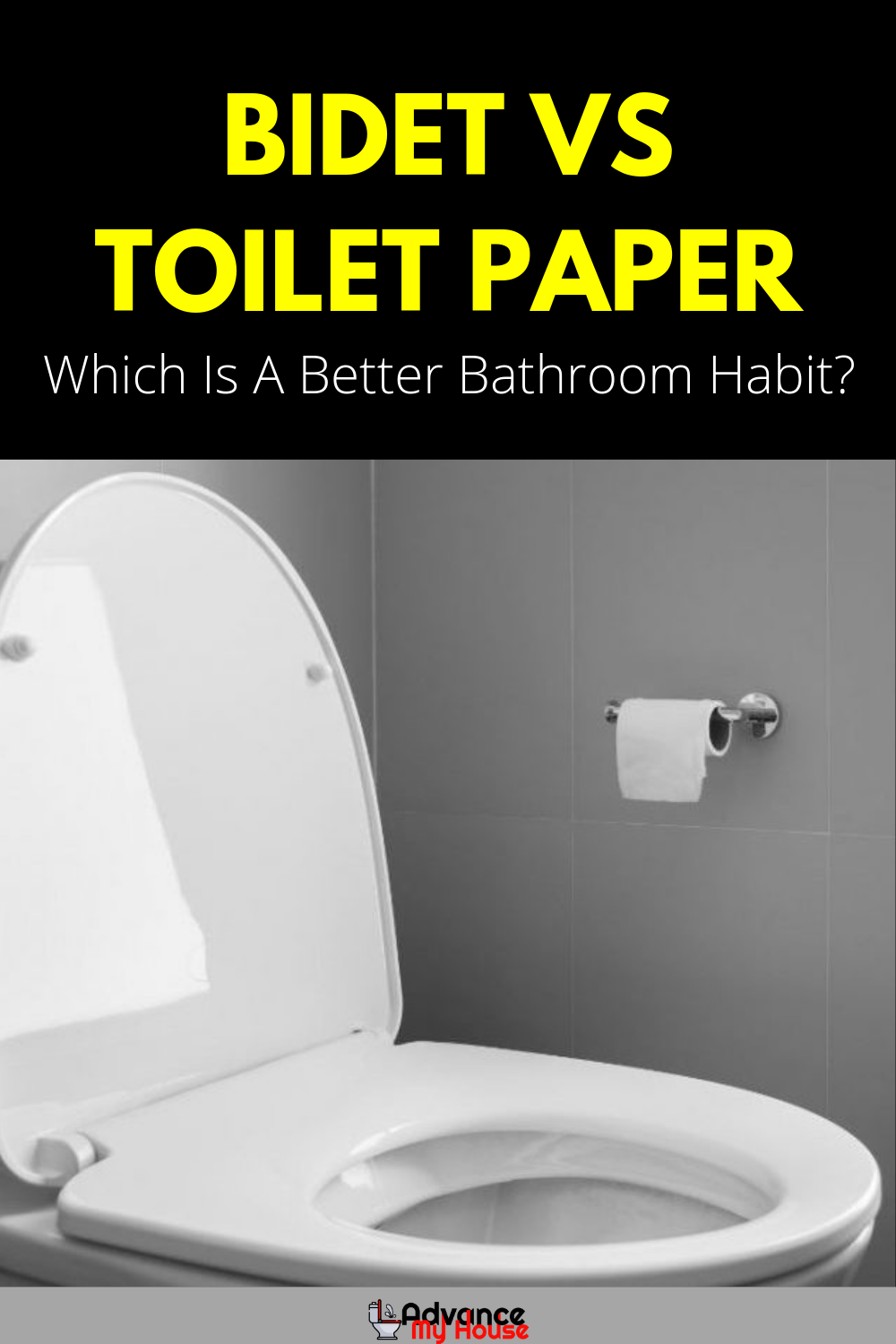 Bidet Vs Toilet Paper Which Is A Better Bathroom Habit Bidet