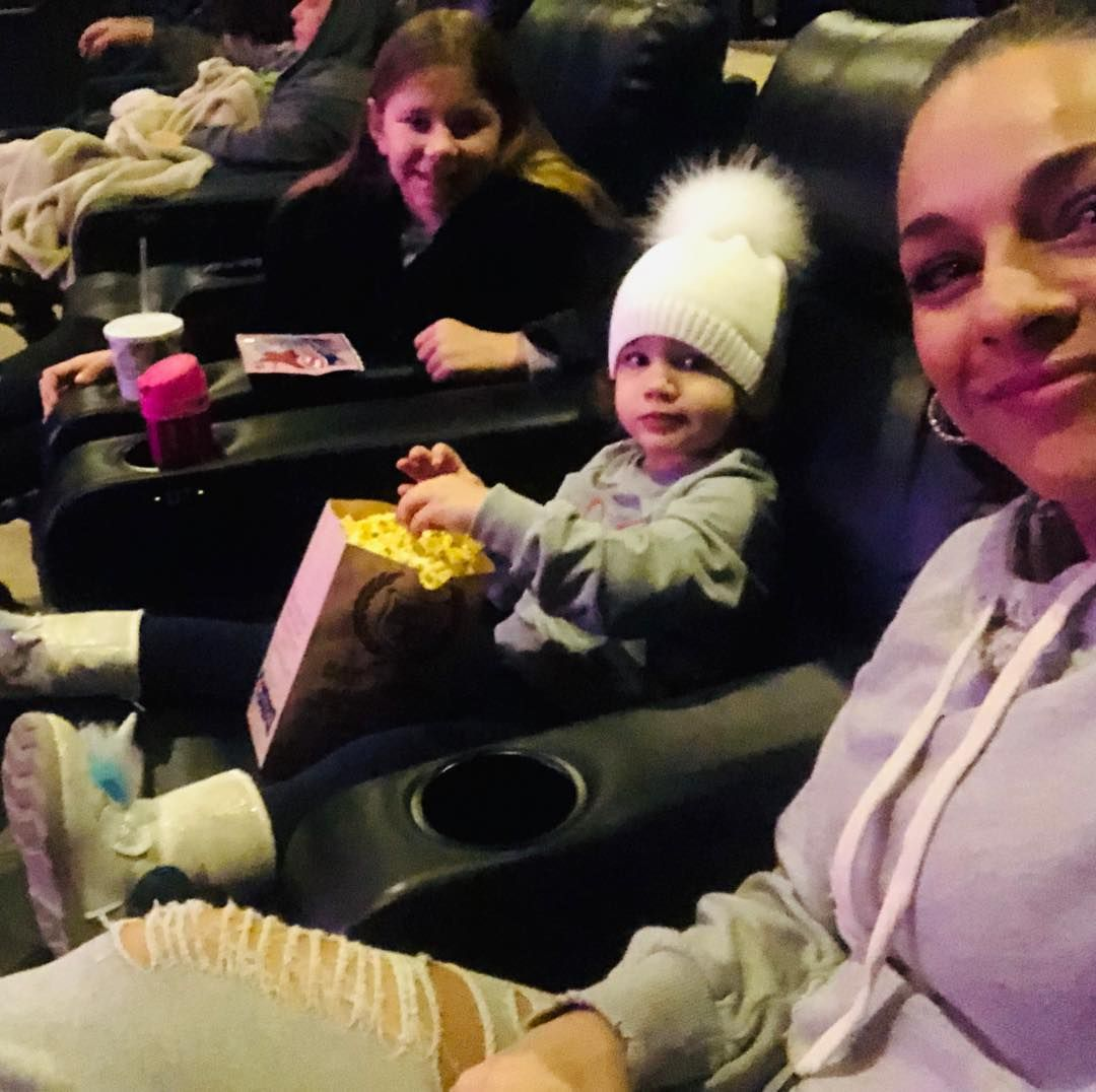 Wwe Superstar Randy Orton S Wife Kim Kessler Orton On A Movie Date With Randy S Ten Year Old Daughter Alanna Marie 12 Jul 2008 Movie Dates St Charles Orton Kimberly marie kessler is better known to the world as the wife of famed wwe superstar randy orton. wwe superstar randy orton s wife kim