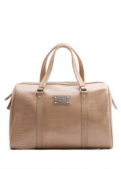8737b81e2 Bolso estilo bowling $154.900 | Me. | Mango bags, Bags y Mango outlet