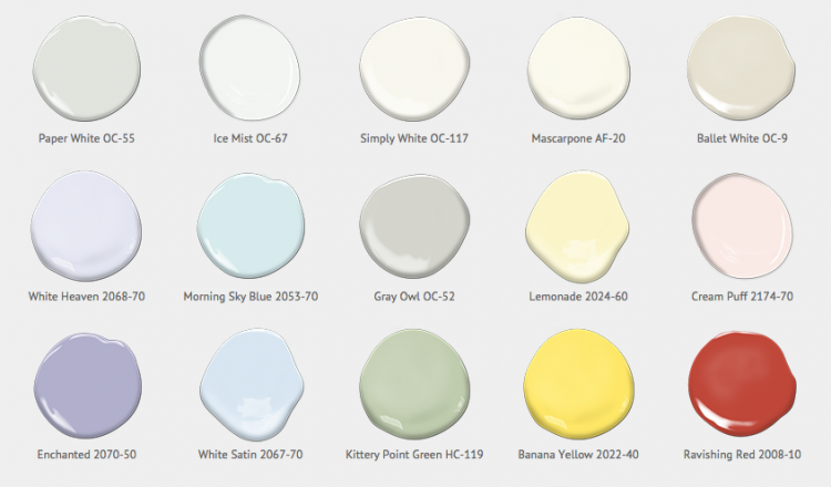 Nashville's Decorologist Announces Benjamin Moore 2016 Color of the Year