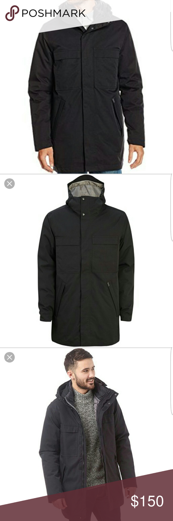 Bench Mens Inquire Jacket NWT | Jackets, Bench jackets ...