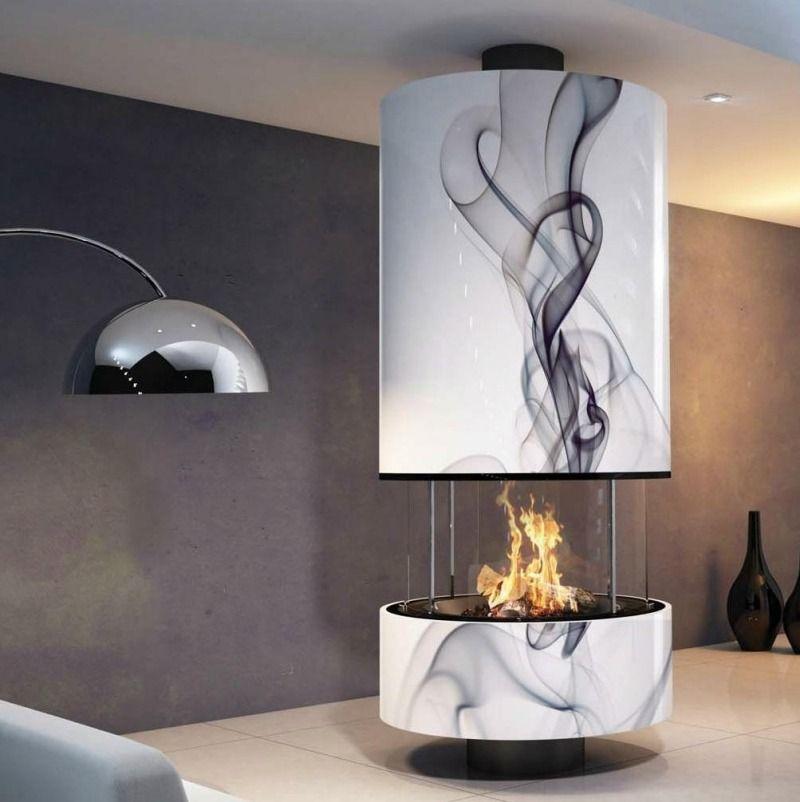 hängeofen im skandinavischen stil mit mustern verschönert | smart, Wohnzimmer dekoo
