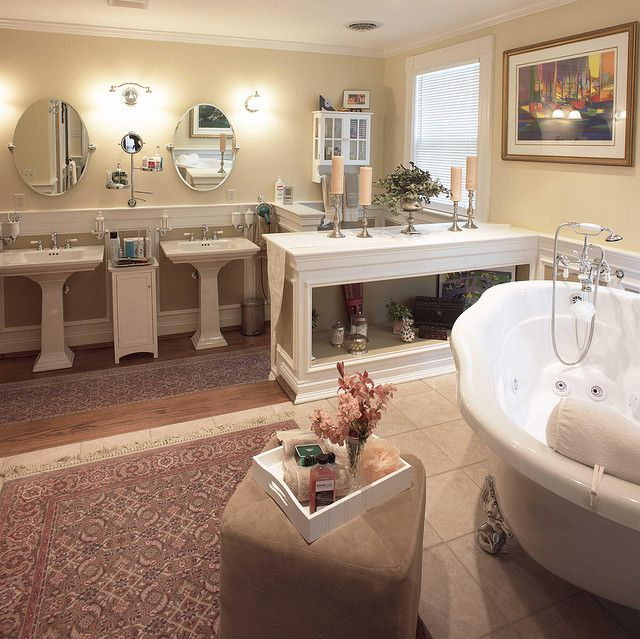 Luxury Master Bathroom Retreat | Luxury master bathrooms, Master ...