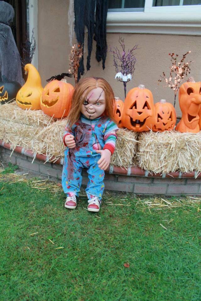 Chucky Chucky doll, Spooky movies, Creepy dolls