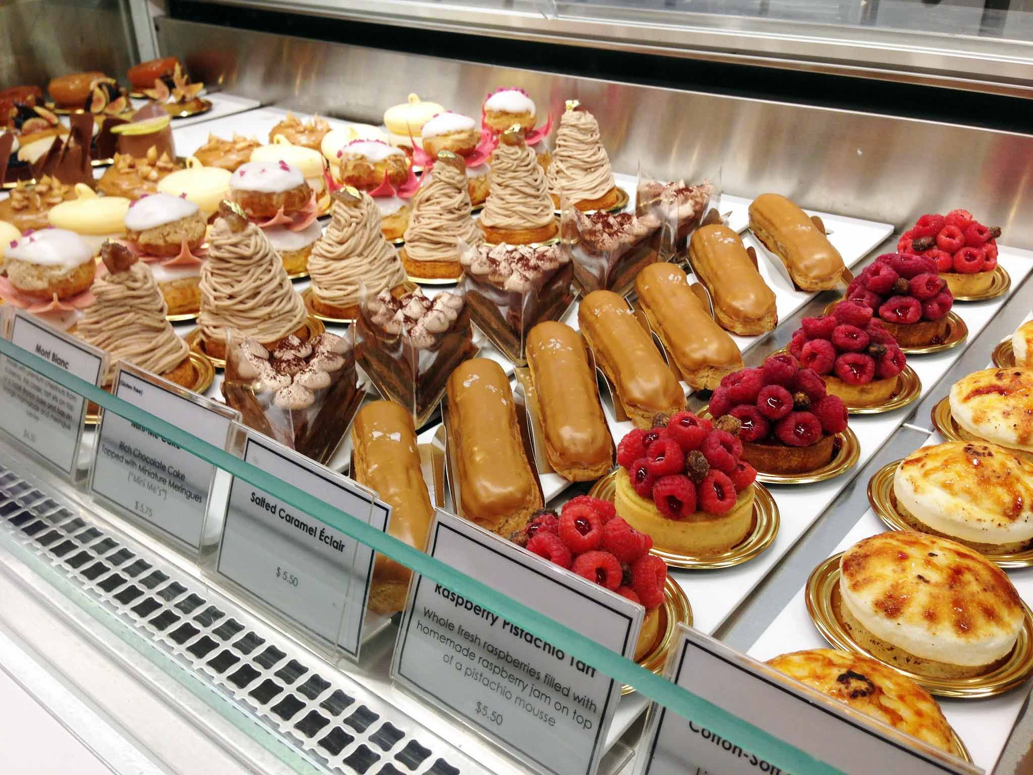 Best Bakeries in New York Bakeries and Restaurants