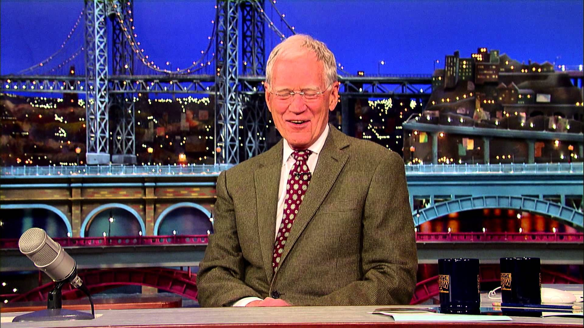 David Letterman Announces His Retirement From The Late Show For Sometime In 2015