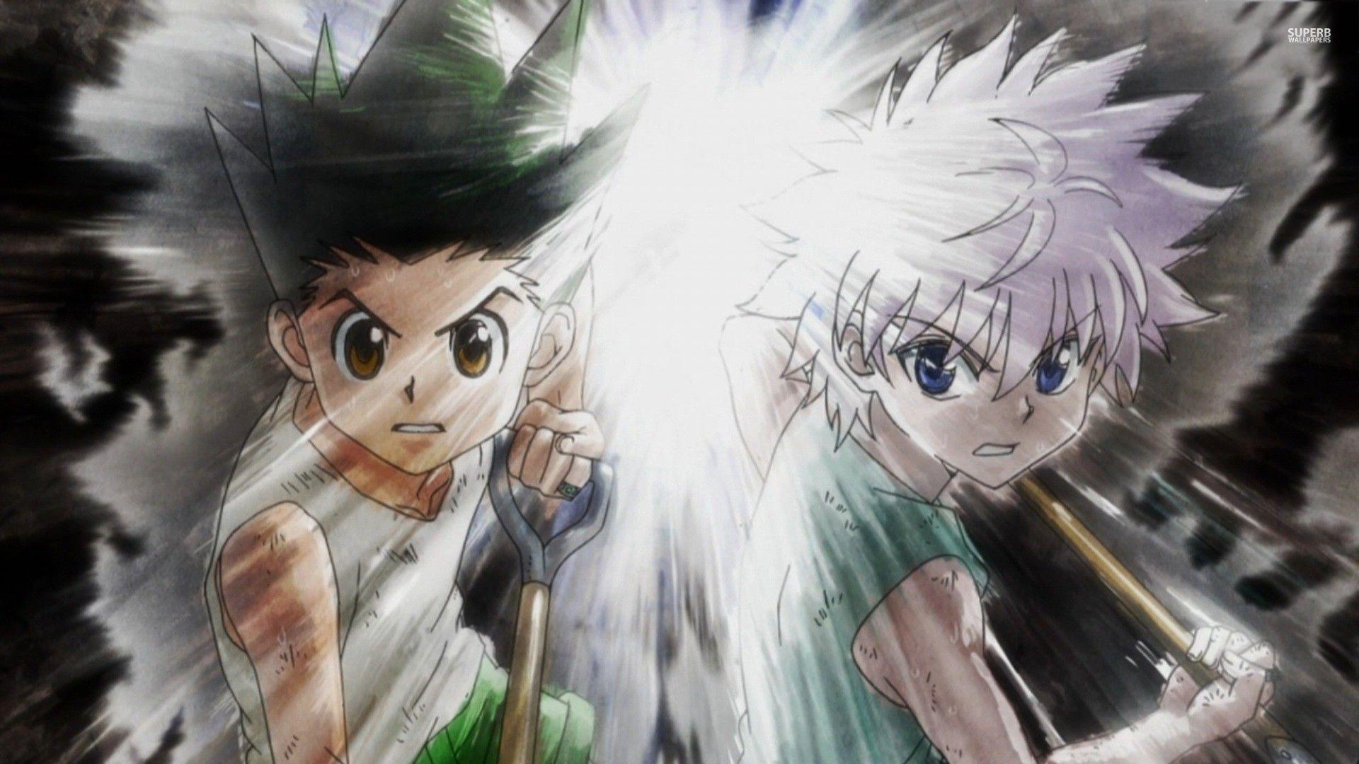 560963 Jpg 1920 1080 Anime Hunter Killua Anime