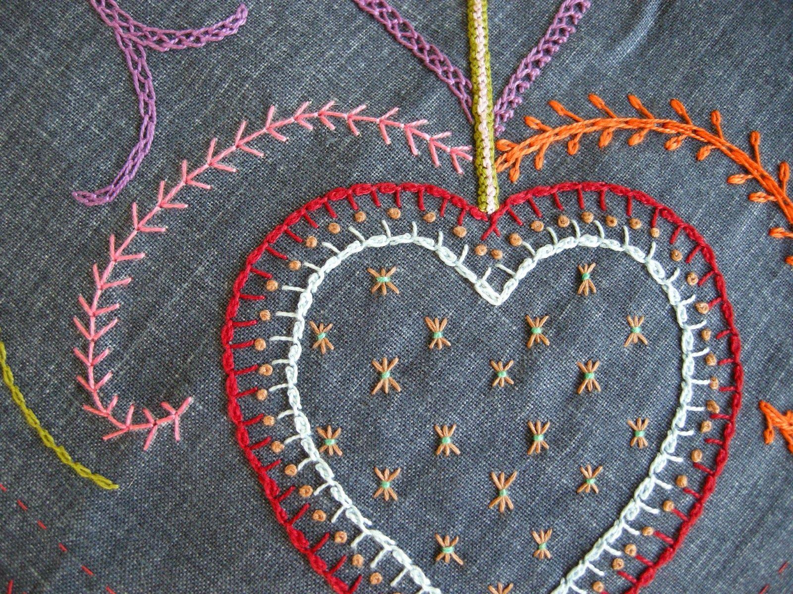 Queenie's Needlework: October 2014