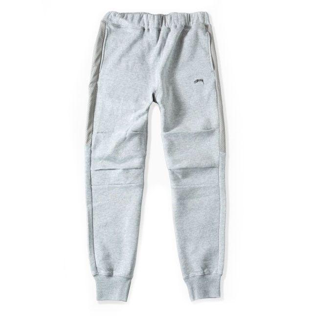 6db53de86c Stussy: Flight Fleece Pants - Grey Heather | clothes | Fleece pants ...