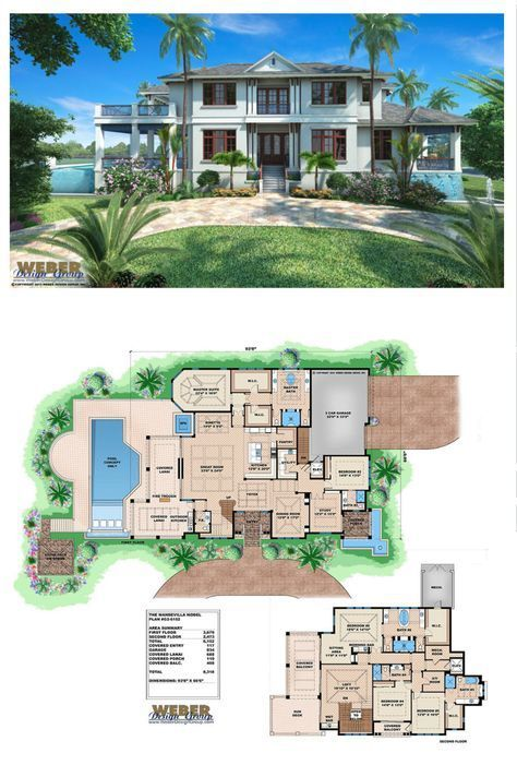 Mandevilla House Plan