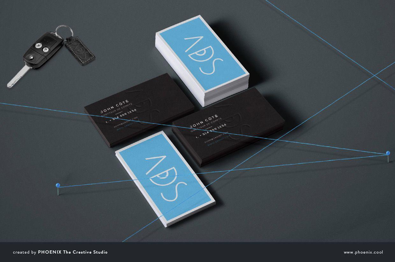Business Card Design Phoenix Business best christmas card printing
