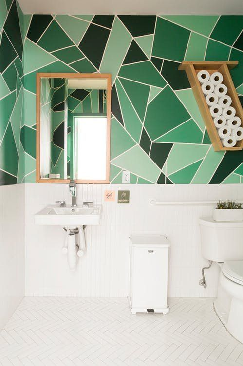 We Can\u0027t Get Enough of This Gorgeous Old/New Bathroom Trend Home