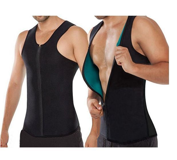 00cf8900e Body Shaper Suit Slimming Body Thermo Bodysuit Sweat Mens Shapewear Fat Loss  New  NotApplicable  NotApplicable