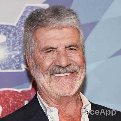 Pin by Samm on Celebrity old face app Old faces, Actors
