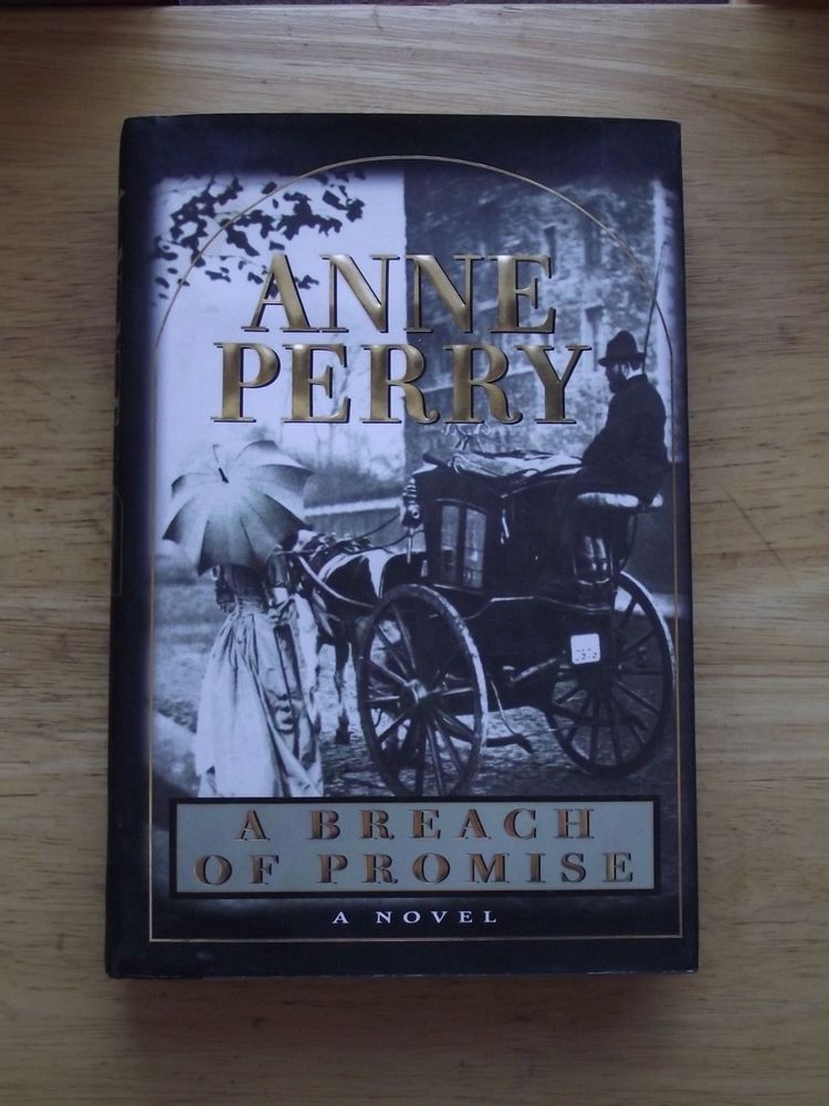 A William Monk Novel A Breach Of Promise By Anne Perry 1998