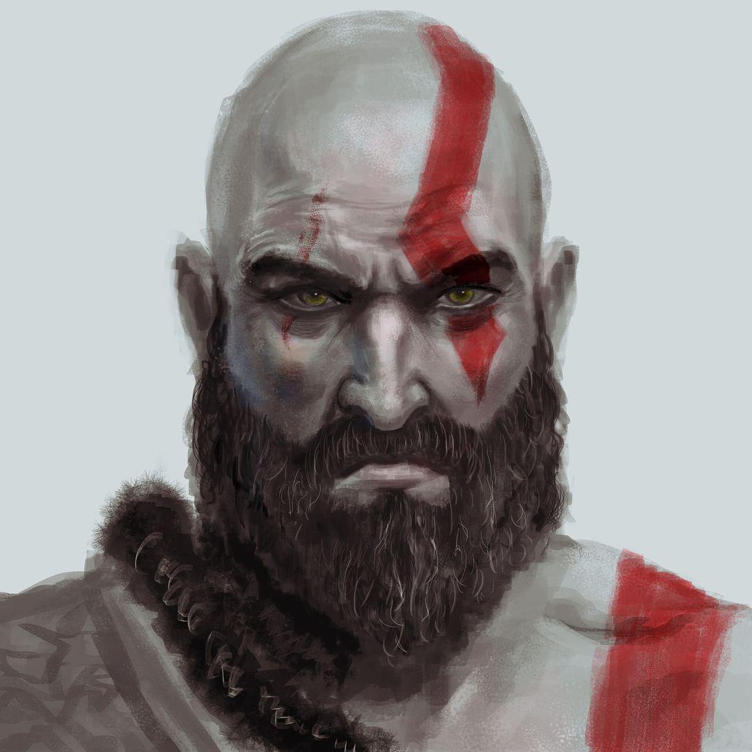 Image Jason Momoa As Kratos By Bosslogic Playstation4 PS4
