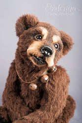 KatyBushmakina - Artist Bears and Handmade Bears