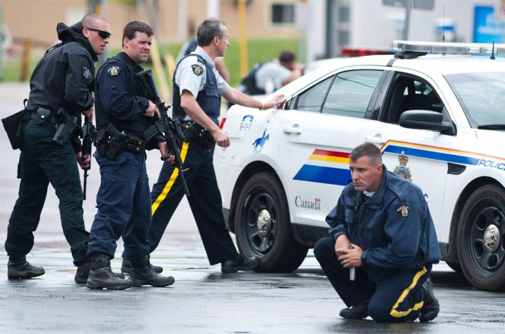 Canadian Police At Least Four Dead In Shooting In New Brunswick