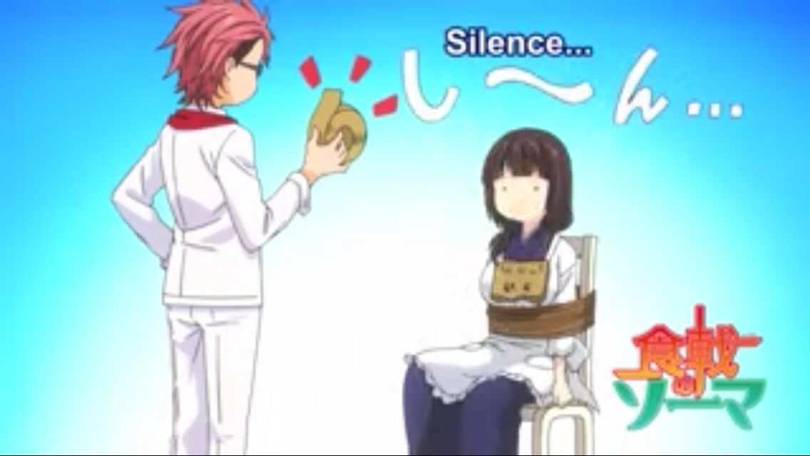 Food wars with images food wars anime anime jokes