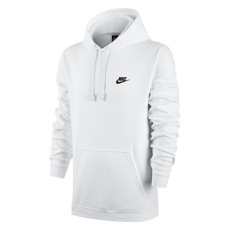 1599e76adba6 Nike Men s Club Fleece Pullover Hoodie