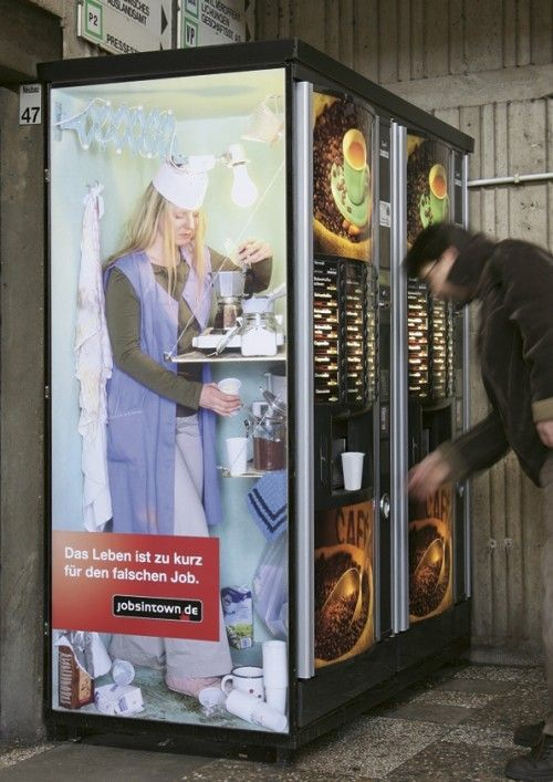 7063568887ae Cool Advertising Ploy  German company says