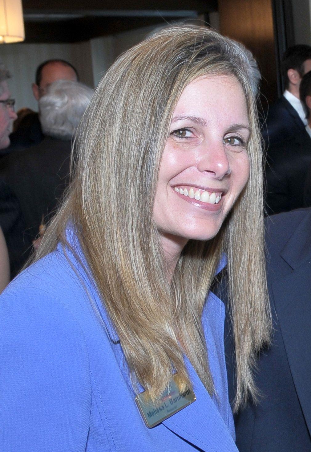 Melissa Lader Barnhardt FCF Director Florida, Long hair
