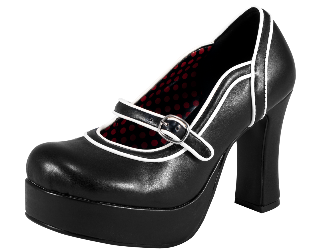 T.U.K Shoes, only $30 on sale! I need platforms for winter, thin soles get my feet wet, but thick shoes fronts are better for keeping feet dry and warm!
