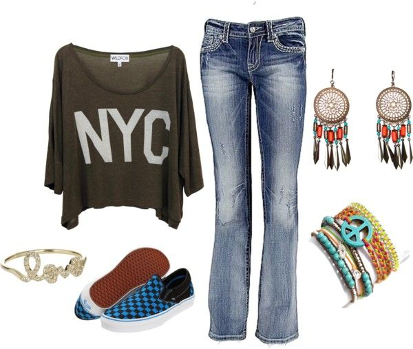 Shopping Day, created by karamel94 on Polyvore