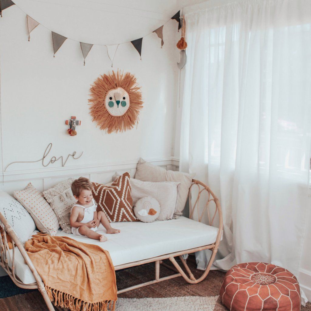 Zalee Rattan Day Bed images
