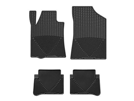 Nissan 2010 Maxima All Weather Floor Mats Rubber Floor Mats Rubber Mat Car Floor Mats