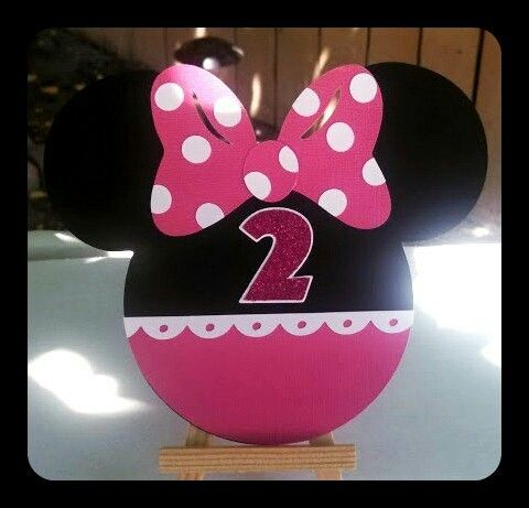 Fiesta tem tica minnie birthday topic minnie mouse - Fiesta tematica mickey mouse ...