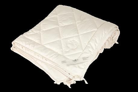 Kombidecke/Ganzjahresdecke Baumwolle // Whole year Cotton combi duvet, 240x220 cm, 750 g/m2 GOTS kbA by Grüne Erde