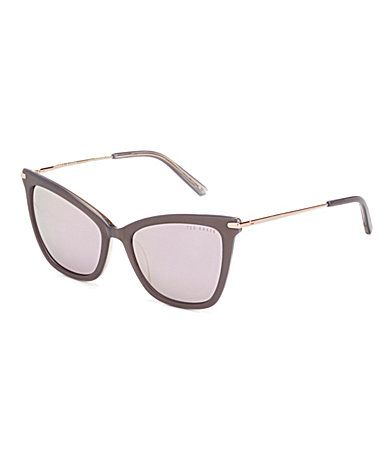 edf086b286f Ted Baker London Cat-Eye Sunglasses
