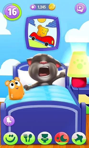My Talking Tom 2 Apps on Google Play in 2020 My