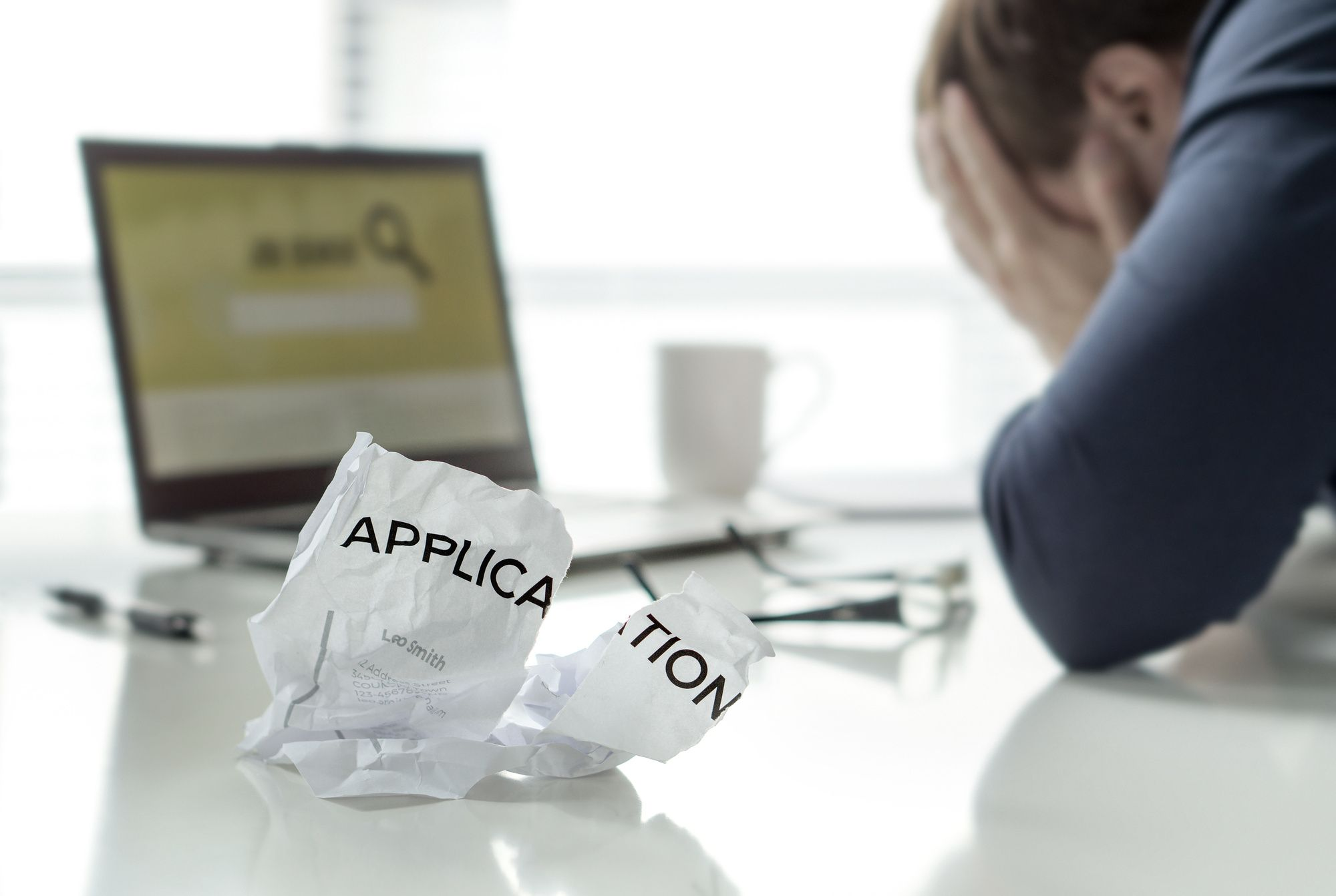 Can't Get a Job? Here Are 5 Major Things You're Doing