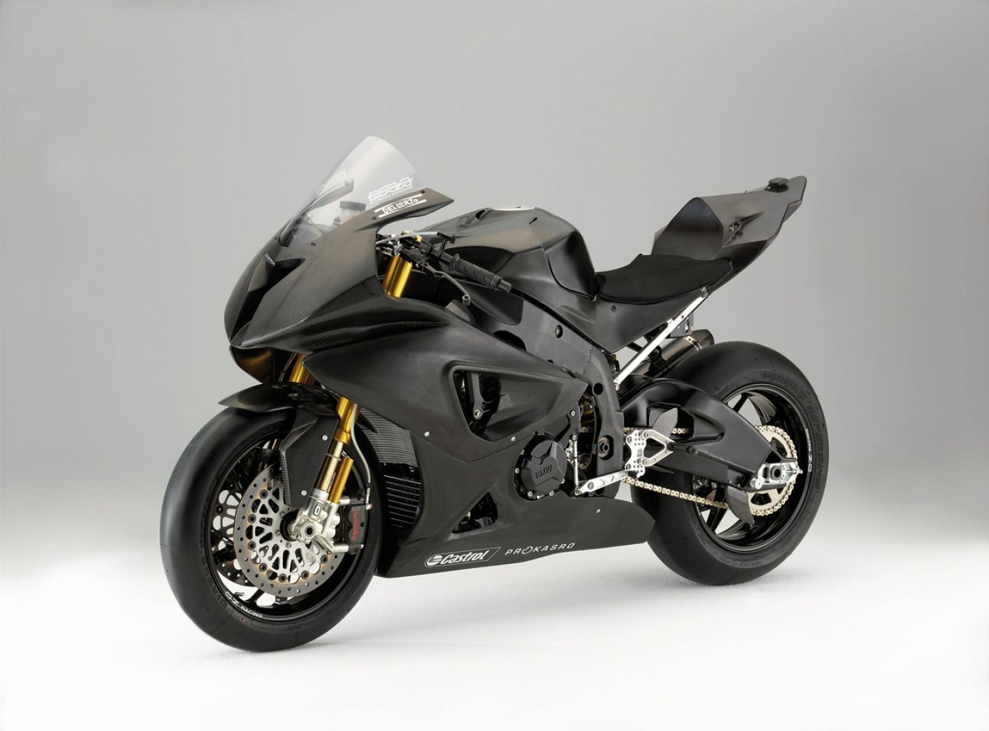 Bmw 1000 Rr Matte Black Beauty Mobil