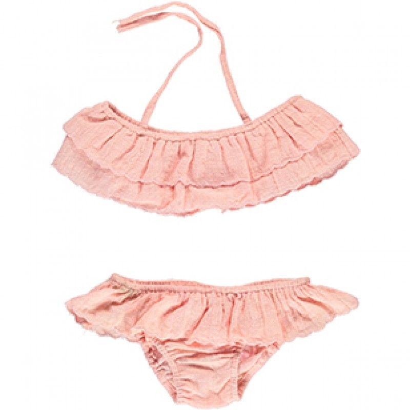 Louise Misha Rose Bikini