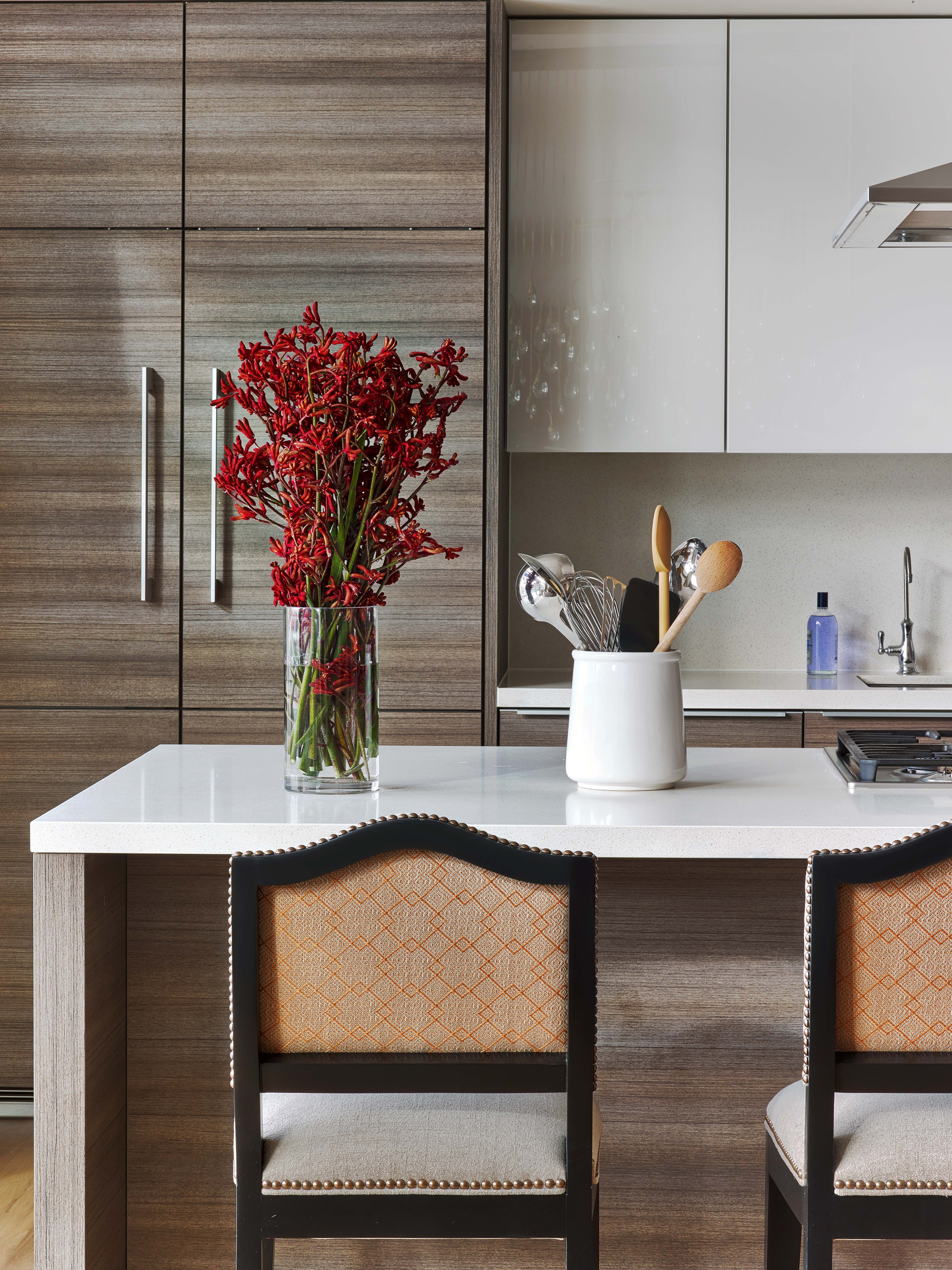 Chelsea Penthouse  Kitchen   Kati Curtis Design | NYC Interior Designers