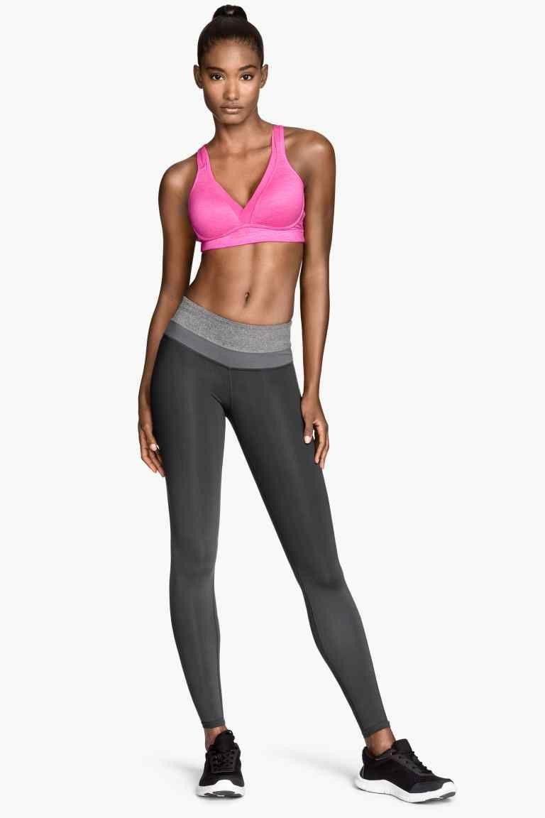 legging sport taille basse
