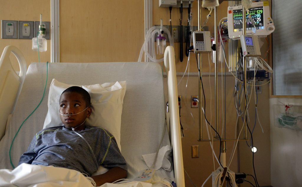 Outbreak of a respiratory illness escalates among children
