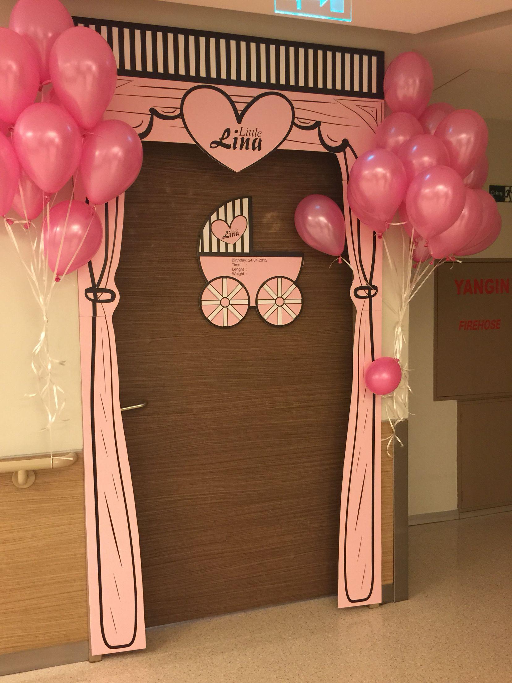 Baby Door Wreath Kapi Susu Pregnancy Ideas