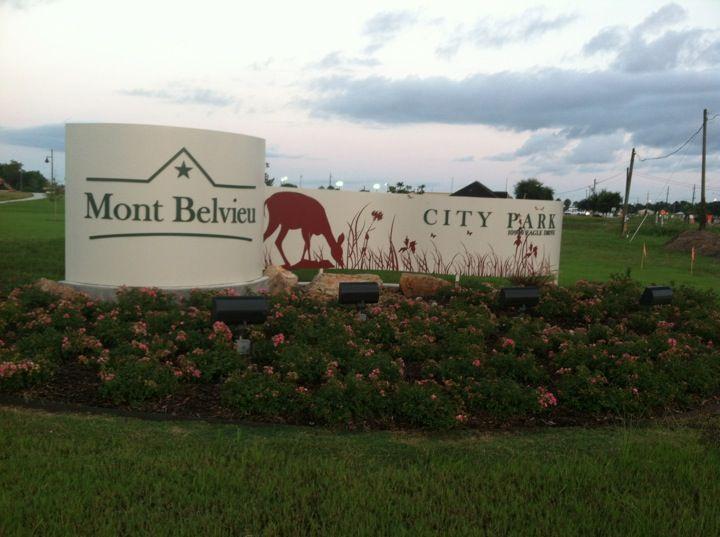 Mont Belvieu, TX in Texas