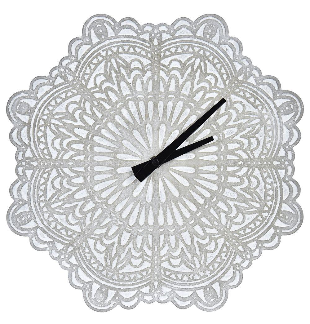 Chelsea Concrete Clock - Matt Blatt