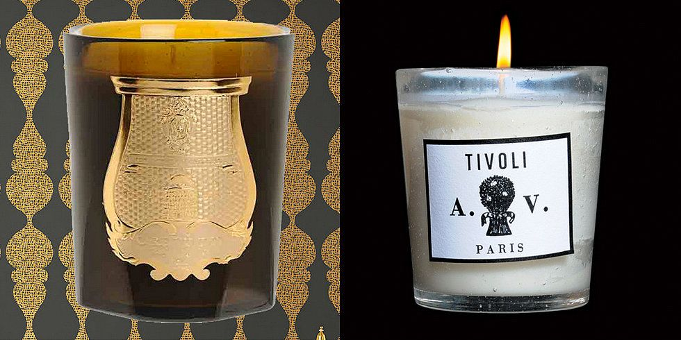 Style Guide: Candles