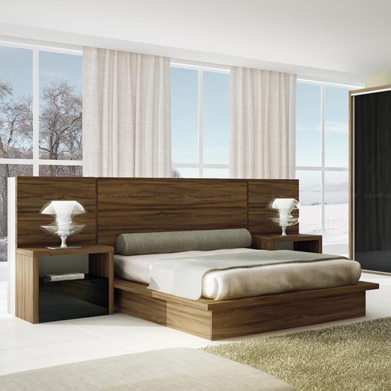 camas-modernas-de-casal-4.jpg (800×800) | camas | Pinterest | Camas ...